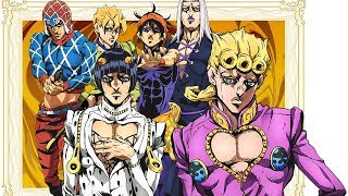 VENTO AUREO ANIME CONFIRMED COMING OCTOBER 2018! width=