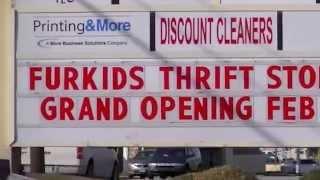 New Furkids Thrift Store in Marietta!