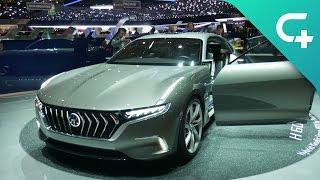 Pininfarina H600: Luxury and power