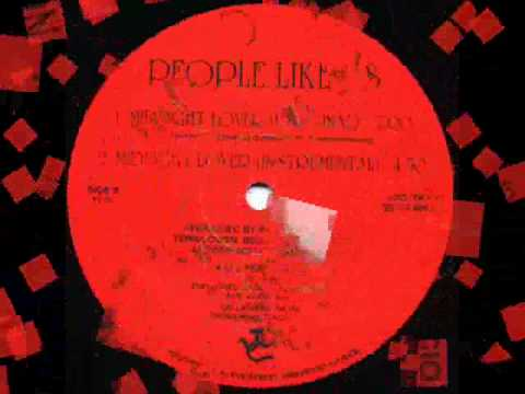 POEPLE LIKE US - MIDNIGHT LOVER (REMIX) (1986)