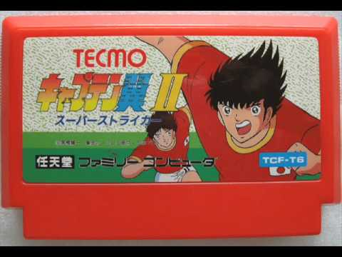 Captain Tsubasa 2 Nes Music - 10 Enemy's Theme 2