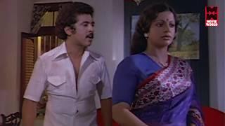 getlinkyoutube.com-Aswaradham Malayalam Romantic Movie Scene - Sreevidya With Raveendran [HD]