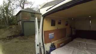 getlinkyoutube.com-How To Build A Cheap Campervan