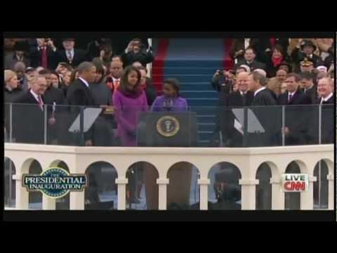 President Obama Oath of Office Inauguration Ceremony United States Capitol (January 21, 2013)