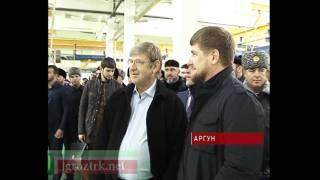 getlinkyoutube.com-Чеченский конвейер «Приоры» начал работу Чечня.