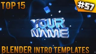 getlinkyoutube.com-TOP 15 Blender intro templates #57 (Free download)