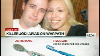 getlinkyoutube.com-Jodi Arias Angry Her Prison Shopping List Goes Public: Beano Anti-Gas, Zit Cream, Suspected Sex Toys