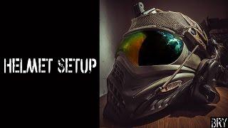 getlinkyoutube.com-Helmet Setup 360 | Bry Paintball