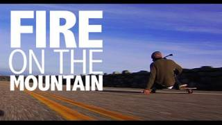 "getlinkyoutube.com-Longboard Freeride ""Fire On The Mountain"""