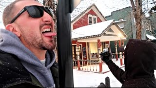 getlinkyoutube.com-I STUCK MY TONGUE TO THE POLE!!