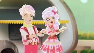 Ever After High™- Ginger in the BreadHOUSE