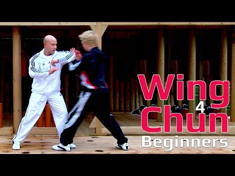 Wing Chun for beginners lesson 16: basic hand exercise/ blocking a hook