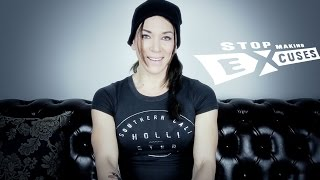 "Cornelia Ritzke: Supplements Must-Have?!? ""Stop Making Excuses"" - deutsch / english subs"