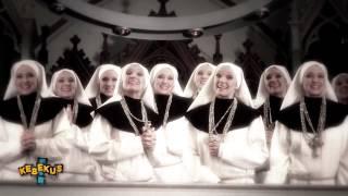 getlinkyoutube.com-Dunk den Herrn! Kebekus! Feat. Mc Rene, Sister Mary Minaj, DJ Mess-Dee-Naa