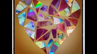 getlinkyoutube.com-Creative DIY Ideas How To Recycle Your Old CDs