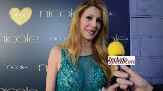 Adriana Volpe e la moda fai da te. Intervista al Nicole Fashion Show