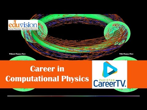 Career in Computational Physics