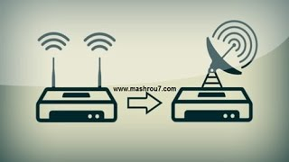 getlinkyoutube.com-الشرح 962 : شاهد كيف يمكنك تسريع الانترنت لديك و لدى الجيران أيضا   تقوية اشارة ال wifi