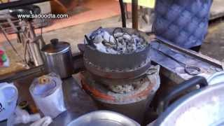 getlinkyoutube.com-ขนมไข่เตาถ่าน (antique stove)