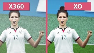 getlinkyoutube.com-FIFA 16 – Xbox 360 vs. Xbox One Graphics Comparison [FullHD][60fps]