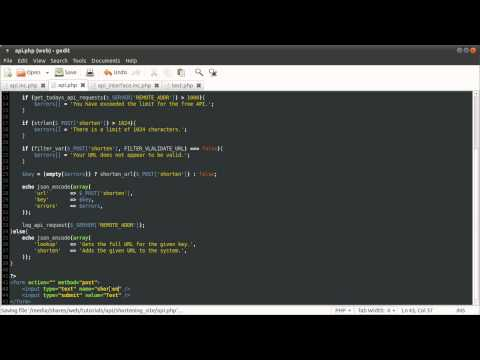 PHP Tutorial: Developer API [part 03]