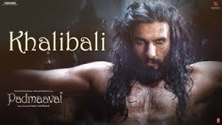 Khali bali video song | Padmavat | Whatsapp status video