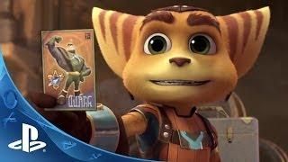 getlinkyoutube.com-Ratchet & Clank Film Trailer | E3 2014