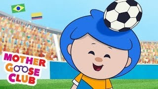 getlinkyoutube.com-Soccer Rocker - Mother Goose Club Rhymes for Kids