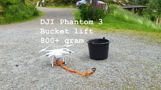 getlinkyoutube.com-DJI Phantom 3 Advance Heavy Lift