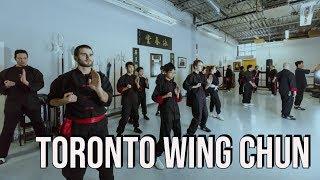 getlinkyoutube.com-Traditional Wing Chun Kung Fu Academy in Toronto, 2014