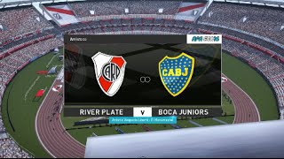 getlinkyoutube.com-Pes 2016 - ►Estadio Monumental◄ River Plate vs Boca Juniors Full HD
