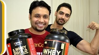 getlinkyoutube.com-Is Whey Protein Safe ? which one to buy ? [Hindi]