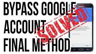 ODIN METHOD BYPASS, DELETE, REMOVE GOOGLE ACCOUNT (ALL SAMSUNG)