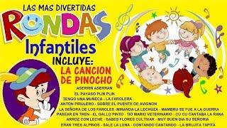 getlinkyoutube.com-CANCIONES INFANTILES - Rondas