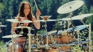 getlinkyoutube.com-TOOL - FORTY SIX & 2 - DRUM COVER BY MEYTAL COHEN