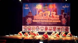 Tari Gampo Ranah Minang