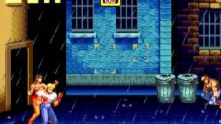 getlinkyoutube.com-Street Of Rage 2 - Sega Genesis - Full gameplay, 2 players 1/3
