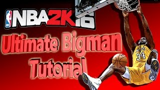 getlinkyoutube.com-NBA 2K16 Tutorial #9 - Ultimate Big-Man Post Move Tutorial