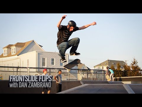 How to Frontside 180 Kickflip