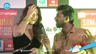 getlinkyoutube.com-Laxmi Raai Exclusive Interview - SIIMA 2014 Awards