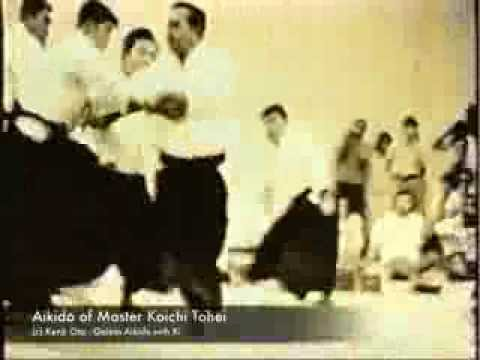 1960 / 1970 Aikido with Koichi Tohei