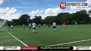 Douglas Boys elimina al Toluca y ya esta en la semifinal de la Liga Douglas
