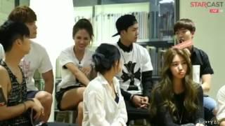 getlinkyoutube.com-140728 JYP Nation One Mic Starcast Youngjae Cut