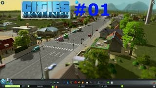 getlinkyoutube.com-Cities: Skylines # 01. Начало.