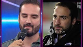 ¿Te imaginabas a Antonio Ríos y al Pipa Higuaín juntos?
