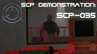getlinkyoutube.com-SCP Demonstration: SCP-035