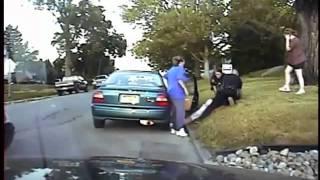 getlinkyoutube.com-Dramatyczna akcja ratowania życia przez Policję