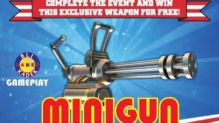 getlinkyoutube.com-Respawnables Minigun Review - SALUTE OUR TROOPS EVENT