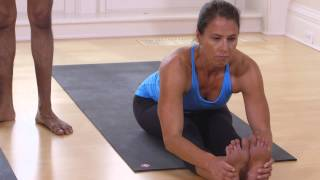 getlinkyoutube.com-45-Minute Yoga Class with Sharath Jois