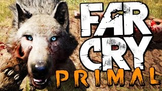 getlinkyoutube.com-HUNTING AND TAMING WILD ANIMALS - Far Cry Primal Gameplay Funny Moments